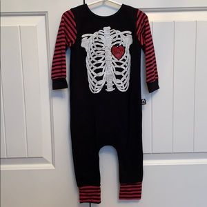 "One Pieces - RAGS TO RACHES ""Skelly"" Rag"